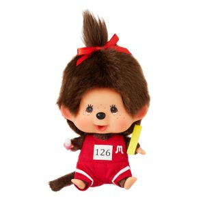 Monchhichi-doll-big-head-field-athlete-girl-262557