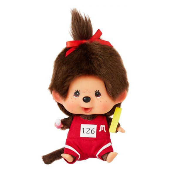 Monchhichi-doll-big-head-field-athlete-girl-262557
