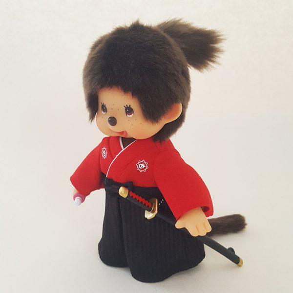 Monchhichi-doll-hard-body-samourai-boy-271658