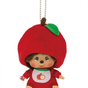 Monchhichi-keychain-apple-boy-201242