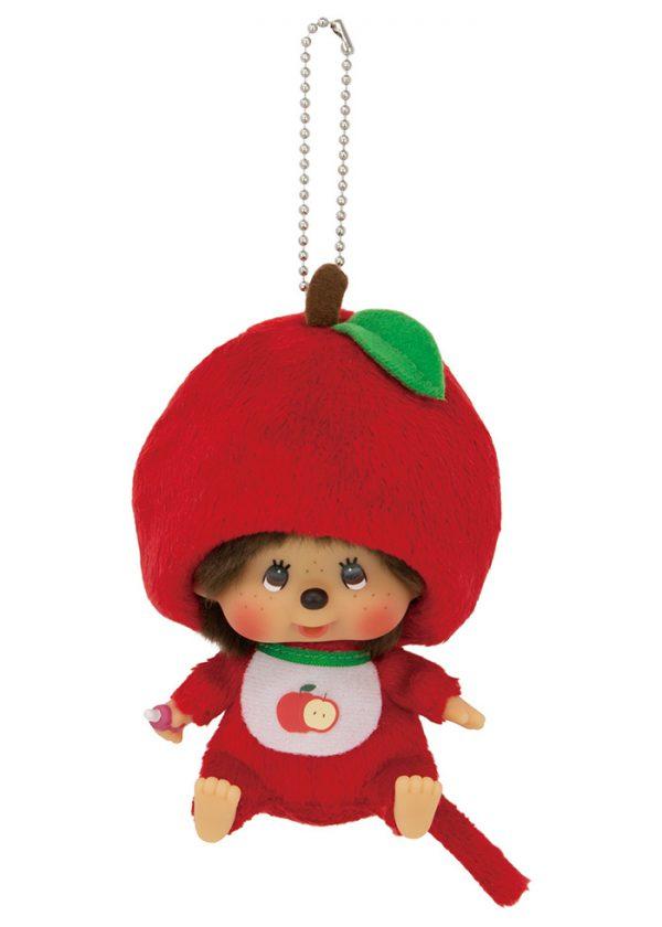 Monchhichi-keychain-apple-boy-201242
