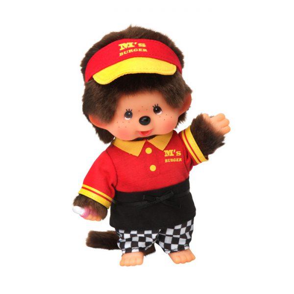 Monchhichi-doll-burger-staff-boy-262625