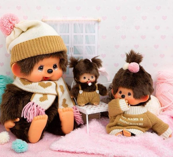 Monchhichi-doll-big-size-knitted-sweater