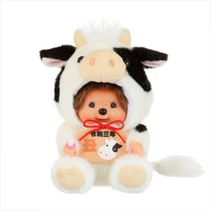 Monchhichi-doll-soft-cow-boy-292102