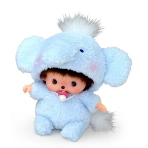 Monchhichi-doll-bebichhichi-animal-elephant-292270